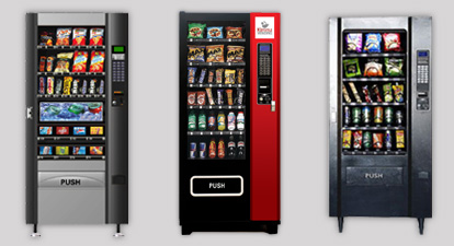 Option 2: Rent a Vending Machine