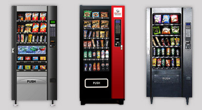Option 3: Buy a Vending Machine